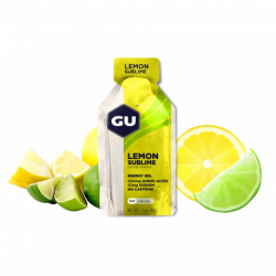 GU Energy Gel - Citron intense