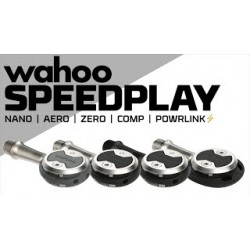 Pédales Wahoo/Speedplay