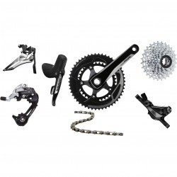 Groupe Disc SRAM Rival