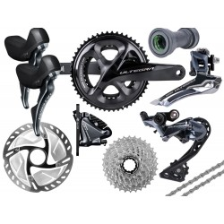 Groupe Disc Shimano Ultegra
